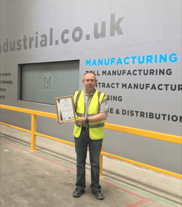 Maker Industrial gets quality mark with ISO certification